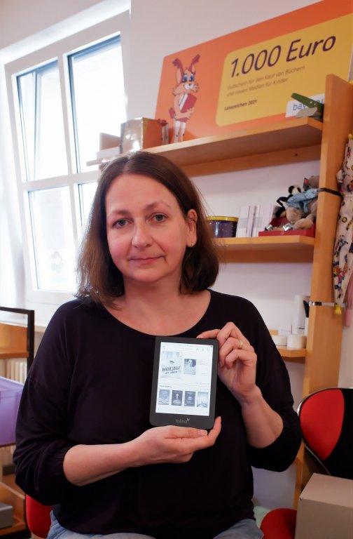 Digitalisierung Bücherei